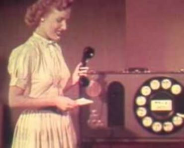 1950s Video On How To Use The Phone Shows How Far We've Come 8