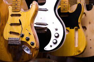 Harvesting Guitars from the Bones of New York City 10