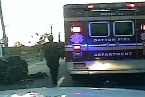 Man Steals Ambulance With Patient And Medic Inside 11