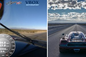 Koenigsegg Agera RS Hits 284 mph On Way To New Land Speed Record 12