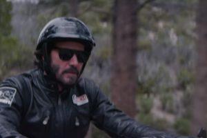 Inside Keanu Reeves' Custom Motorcycle Shop 11