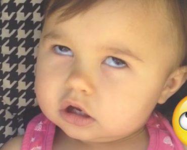 Adorable Babies Who Look Exactly Like Emojis 2