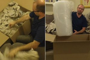 Amazon Takes Wrapping To New Extremes To Package Bubble Wrap 12