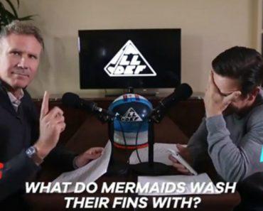 Bad Dad Jokes - Will Ferrell Vs Mark Wahlberg 5