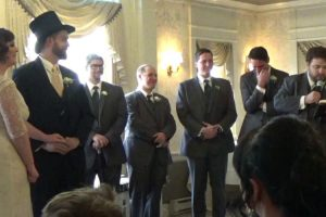 Guy Is Asked To Rickroll A Wedding Party, So Here's What He Does 12