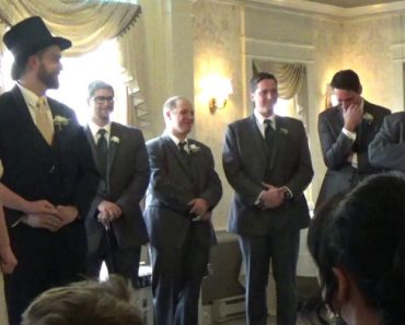 Guy Is Asked To Rickroll A Wedding Party, So Here's What He Does 7