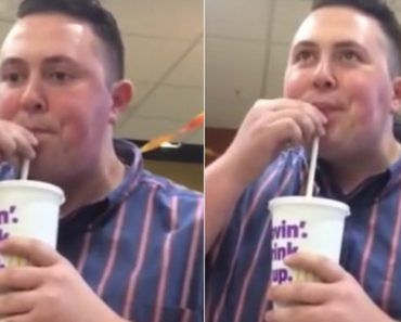 Guy Busts Out A Dubstep Beat Using Only His Mouth And A McDonald's Soda 1