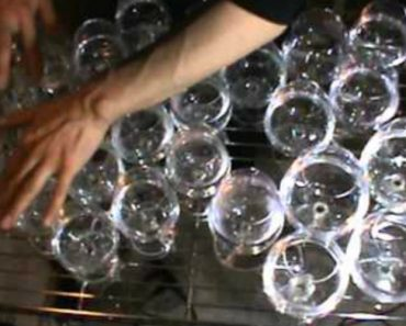 Harry Potter Theme Performed On Wine Glasses 5