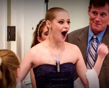 Inspirational Teen Fighting Cancer Gets The Ultimate Sweet 16 Surprise 5
