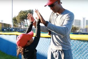 He Teaches His Daughters Resiliency By Coaching Their T-ball Team 10