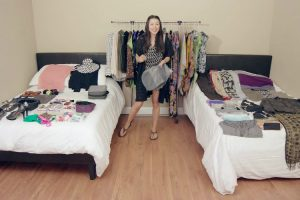 How To Pack Over 100 Items Into Your Hand Luggage 10