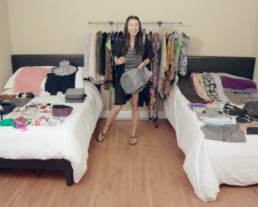 How To Pack Over 100 Items Into Your Hand Luggage 7
