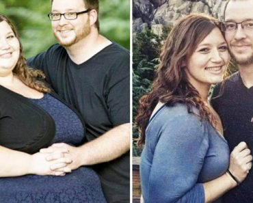 Couple Loses 400 Pounds Together and Gains 500K Social Media Followers 3