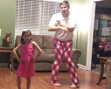 Cute Father-Daughter Dance Will Have You Smiling All Day 9