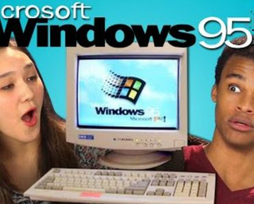 Watching These Kids React to Windows 95 Will Make You Feel Like a Dinosaur 3