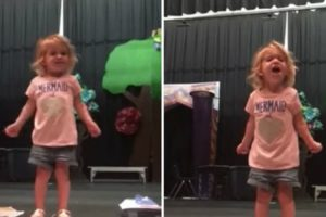 This Little Girl Singing The ABCs Will Have You Cheering In Your Seat 10
