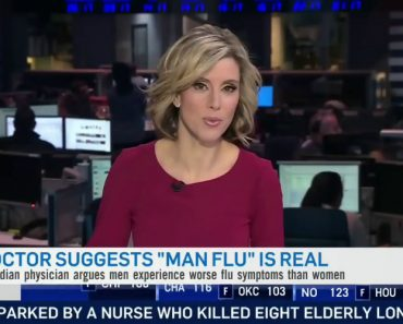 """Science Confirms """"Man Flu"""" Is A Real Thing 1"""