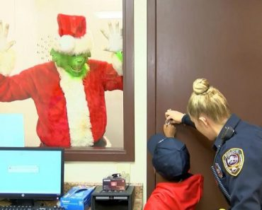 Cops Respond After Boy Calls 911 to Report 'Grinch Is Stealing Christmas' 1