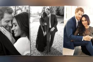 See Meghan Markle and Prince Harry's First Official Engagement Photos 10