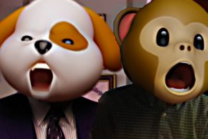 Famous Film And TV Scenes Remade With Animojis 11