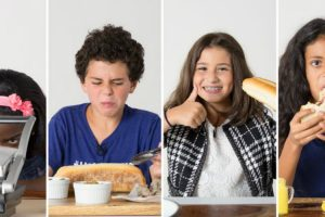 Kids Try Sandwiches From The Past 100 Years 12