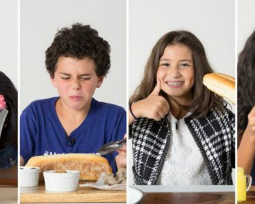 Kids Try Sandwiches From The Past 100 Years 6