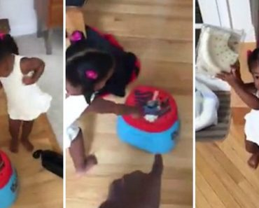 Mum Writes Catchy Song To Trick Two-Year-Old Daughter Into Using The Potty 1
