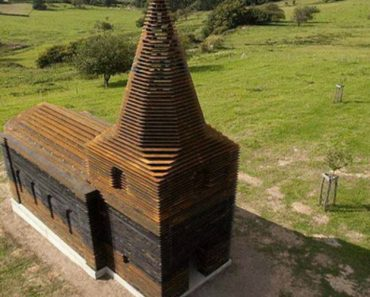 This Church Might Not Look Like Anything Special, Until You See It From Different Angles 7