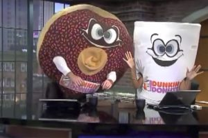 Here's What Happens When Anchors Wear Coffee And Donut Costumes 11