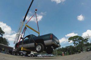 Think Super Glue Can Lift A Pickup Truck? 10