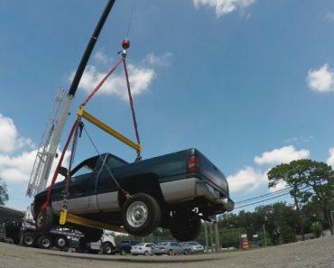 Think Super Glue Can Lift A Pickup Truck? 3
