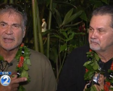 Friends For 60 Years Find Out They're Biological Brothers 8