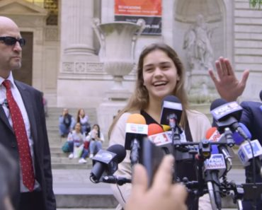Fake Reporters Mob Random People With a Surprise Press Conference 1