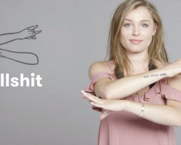 Deaf People Love To Swear, Too! Here's How To Say All Your Favorite Cuss Words In Sign Language 5