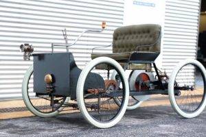 Driving The First Crappy Car Ford Ever Built 1896 11