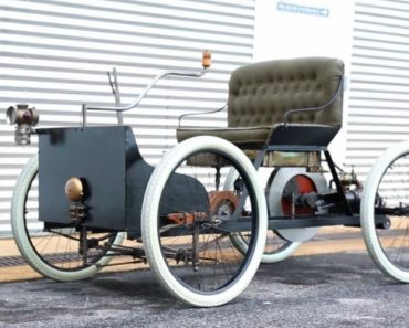 Driving The First Crappy Car Ford Ever Built 1896 8