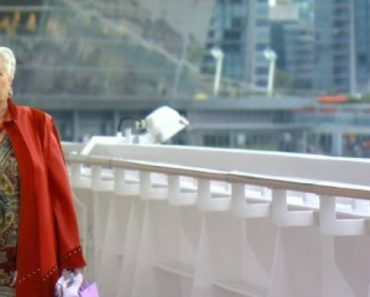 88-Year-Old Retires And Lives On Cruise Ship 7