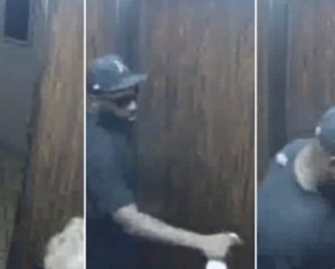Purse Thief Gets Stuck On Elevator With Victim 2