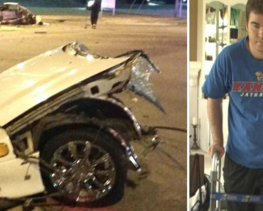 23-Year-Old Survives Horrific Car Crash Involving Alleged Drunk Driver 8