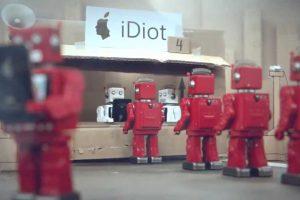 "Hilarious ""iDiots"" iPhone Parody Makes Us Look Like Robots 10"