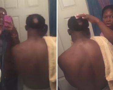 Haircut Gone Wrong 4