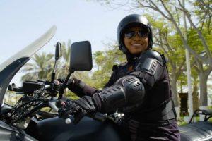 Dubai's Elite Female Police Squad 11