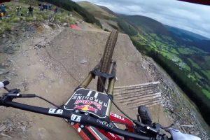 Insane Downhill POV Ride With Dan Atherton 10