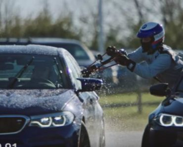 Watch BMW Set 2 Guinness World Records While Drifting 8 Hours Straight And Refueling Mid-Drift 3