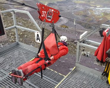 What It's Like To Ride The World's Fastest Zip Line 1