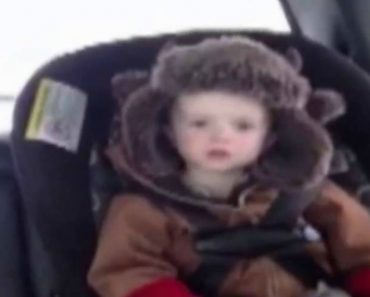 Exhausted Toddler Instantly Falls Asleep 1