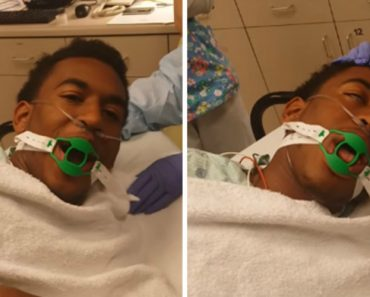 'I Ain't Going': Dad Films His Son Fighting Anesthesia In Hilarious Video 7
