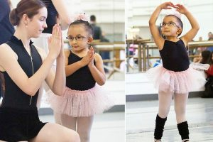 Ballet Workshop Offers Unique Experience For Kids With Special Needs 12