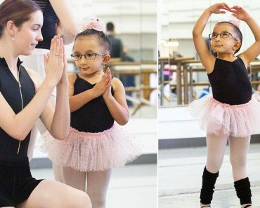 Ballet Workshop Offers Unique Experience For Kids With Special Needs 7