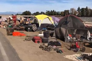 California's Homeless Problem Caught On Tape 12